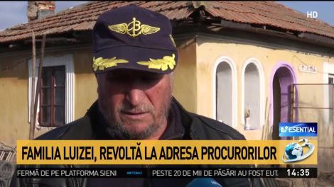 """Familia Luizei Melencu, revoltă la adresa procurorilor: """"Ne-au urmărit. Am înțeles că avem camere și microfoane montate în casă"""""""