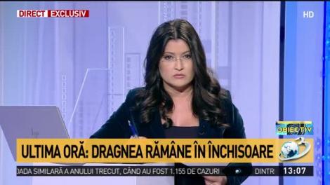 Lovitură pentru Liviu Dragnea. Nu mai are nicio șansă să iasă din închisoare, după ce judecătorii i-au respins recursul