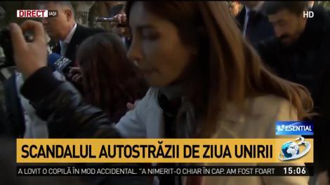 """Klaus Iohannis, prima reacție după ce a fost huiduit la Iași: """"Nu ne-am supărat absolut deloc... Moldova a răms puțin în urmă"""""""