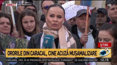 """Momente tulburătoare! Mamele Alexandrei Măceșanu și Luizei Melencu abia și-au stăpânit lacrimile! Au ieșit pe stradă! """"Le vom avea acasă!"""" - VIDEO"""
