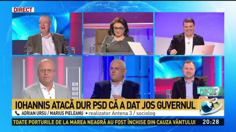 Pieleanu: Din nou amânăm respectul față de români
