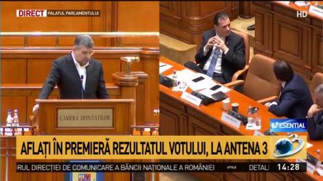 Discursul lui Marcel Ciolacu de la Palatul Parlamentului: Eu chiar sunt revoltat!