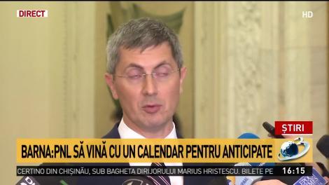 """Dan Barna a anunțat dacă USR va merge sau nu cu o propunere de premier la Cotroceni! """"E clar că avem o majoritate toxică în Parlament"""""""