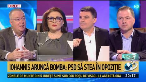 Chirieac: Sunt curios ce va hotărî Iohannis mâine