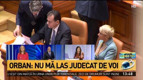 """Acuzații grave la adresa Guvernului Orban. Ghinea, USR: Au legiferat ceva și acum niște funcționari termină textul. Eu zic să nu riște nimeni pușcăria!"""""""