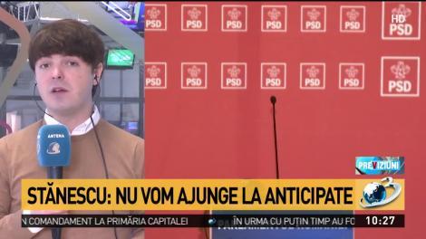 Social democraţii au pregatit o strategie pentru a sabota planul PNL.