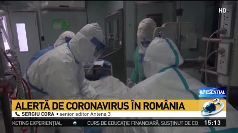 Alertă de coronavirus în România! O profesoară din Suceava, izolată la spital