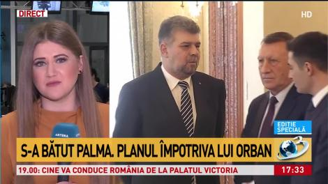 Planul împotriva lui Orban