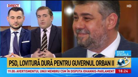 Daniel Ionașcu, președinte executiv PPU: Să te joci cu Guvernul României nu este doar neconstituțional, este de-a dreptul rușinos