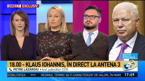 Un fost judecător CCR spulberă visul lui Orban: Klaus Iohannis nu mai poate face asta