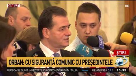Orban: CCR afectează atribuţiile preşedintelui
