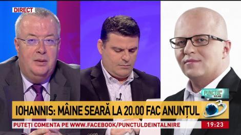 Adrian Ursu: Iohannis are scopul de a nu mai lăsa PSD să revină la forma sa politică anterioară