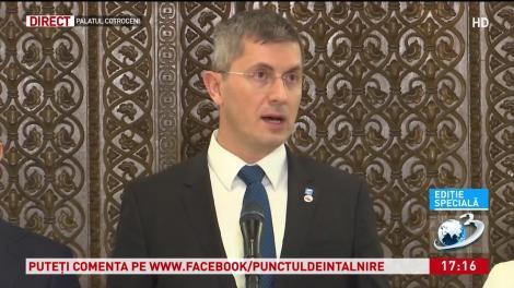 Dan Barna: L-am propus pe Dacian Cioloş premier