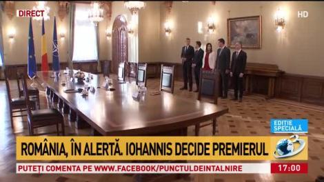 Surse: Florin Cîţu, variantă de premier