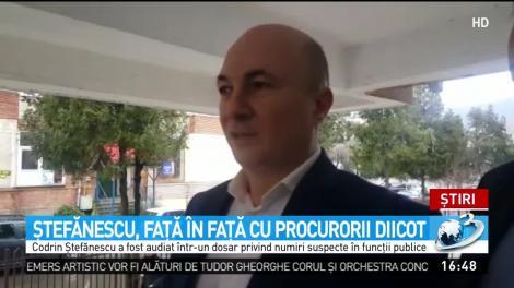 Codrin Ștefănescu: În acest dosar cu toții suntem suspecți