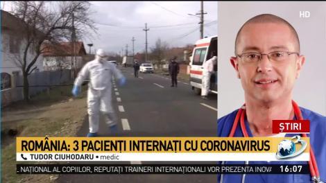 """Era previzibil""- Medicul Tudor Ciuhodaru, avertisment clar cu privire la coronavirus: ""E prima verigă. Sunt multe controverse"""