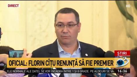 Victor Ponta.după decizia lui Florin Cîțu: E a doua bătaie de joc a PNL. Într-o țară normală îi împușcau
