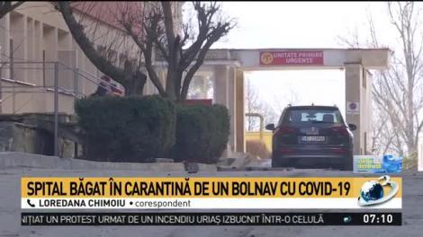 Înca un spital închis din cauza coronavirusului. Cel puțin 23 de medici și asistente sunt izolați la domiciliu
