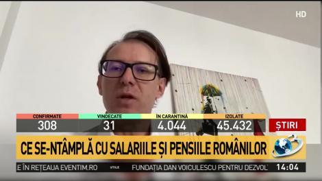 """Ce se întâmplă cu pensiile și salariile românilor. Ministrul Finanțelor, anunț de ultimă oră: """"Nu lăsăm pe nimeni în urmă!"""""""