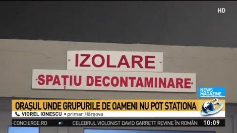 Decizie drastică! Într-un oraș din România grupurile mai mari de trei persoane nu au voie să staționeze pe stradă