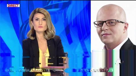 Adrian Ursu, după demisia ministrului Sănătăţii: Mie îmi sună mai degrabă a dezertare decât a demisie