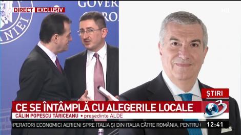 Călin Popescu Tăriceanu: Nimănui sănătos la cap în ţara asta, nu îi arde acum de alegeri!