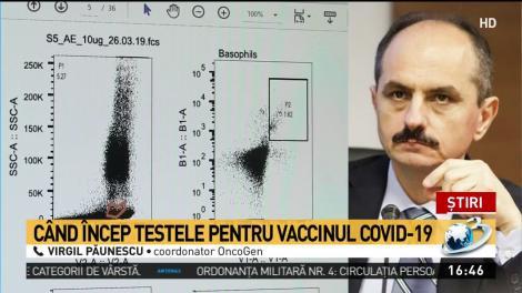 Vaccinul românesc anti-COVID 19, recunoscut, oficial, de OMS. Cercetătorii din Timișoara au termen limită pentru finalizare