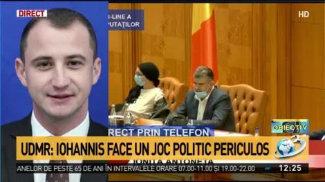 """Liderul deputaților PSD, reacție după atacurile lui Iohannis: """"E o acuzație mincinoasă"""""""