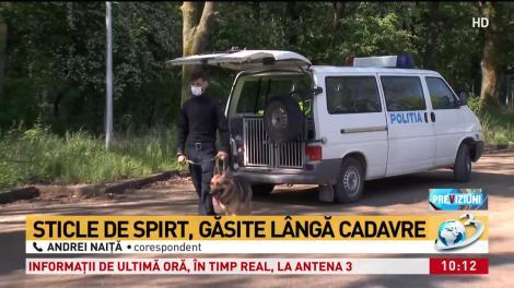 """Doi bărbați, găsiți morți, la distanță mică unul de celălalt, la Sibiu. Ce au găsit anchetatorii în jurul ambelor cadavre: """"Probele au fost trimise la analize"""""""
