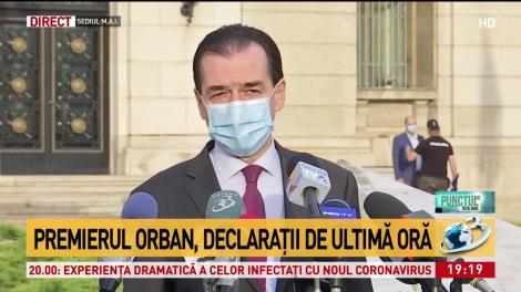 """Vor curge amenzile! Ludovic Orban, declarații de ultimă oră: """"Perioada de mustrare a trecut!"""""""