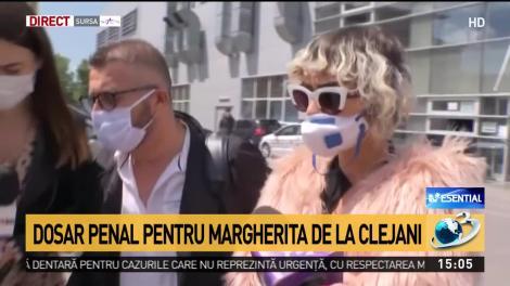 Dosar penal pentru Margherita de la Clejani. Vedeta riscă cinci ani de închisoare