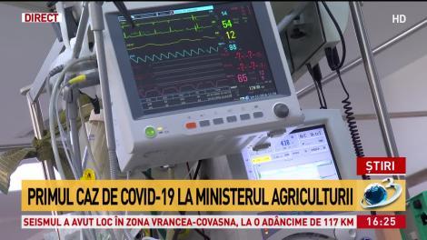 Primul caz de coronavirus la Ministerul Agriculturii! A fost demarată o anchetă epidemiologică