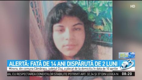 Otilia-Florina a dispărut de două luni! Părinții, apel disperat pentru cei care știu ceva despre minora de 14 ani