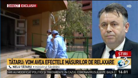 Adio, relaxare? Nelu Tătaru, anunț de ultimă oră, după ce a fost raportat cel mai mare număr de cazuri noi de COVID-19, din ultimele trei săptămâni! În ce condiții s-ar putea înăspri măsurile