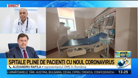 """Alexandru Rafila, avertisment pentru români după explozia de cazuri de coronavirus: """"Spitalele ar putea fi suprasolicitate. Trebuie să gestionăm foarte bine focarele!"""""""