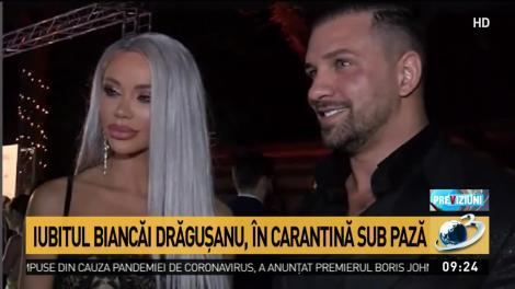 Iubitul Biancăi Drăguşanu, prins când gonea cu 104 km/h, în centrul capitalei, în condițiile în care trebuia să se afle în izolare  Video