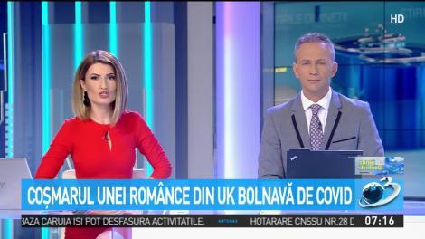 """Mărturisirile dramatice ale unei românce care s-a infectat cu noul coronavirus în timpul sarcinii: """" Nu este doar o răceală, fraților! O să vedeți că există!"""""""