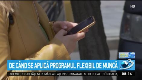 """Se schimbă programul de lucru, în România. Ministrul Muncii a anunțat când se va trece la """"munca flexibilă"""""""