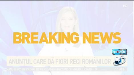"""Scandal uriaș după ce s-a spus că nu mai sunt locuri pentru tratarea bolnavilor de COVID-19. Gabriela Firea contrazice Guvernul: """"Sunt suficiente locuri la ATI, în București"""""""