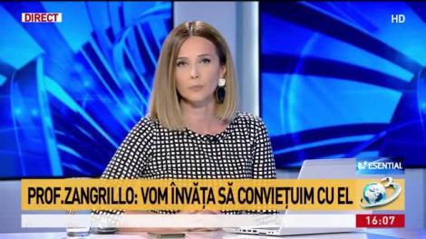 """Criza medicală se adâncește în România. Medicul Virgil Musta: """"Nu mai avem locuri deloc pentru pacienții cu COVID-19!"""""""
