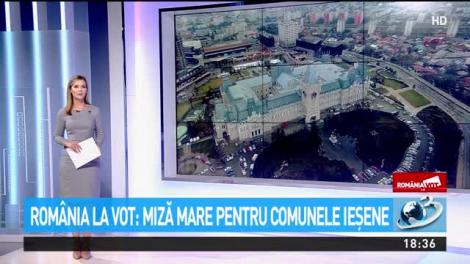 România la vot. Neculai Botezatu, candidat umanist la Răducăneni