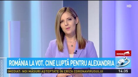 România la vot. Cine luptă pentru Alexandria