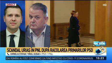 Scandal uriaş în PNL după racolarea primarilor PSD