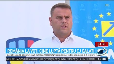 România la vot: Cine luptă pentru CJ Galaţi