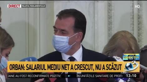 Orban: Atacăm moţiunea la Curtea Constituţională