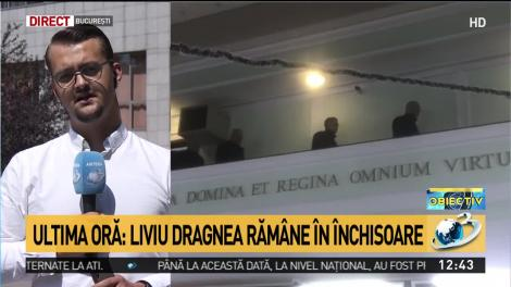 Liviu Dragnea rămâne în închisoare