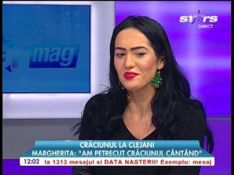 Margherita din Clejani a lansat noul ei videoclip inspirat de un colid al lui Frank Sinatra