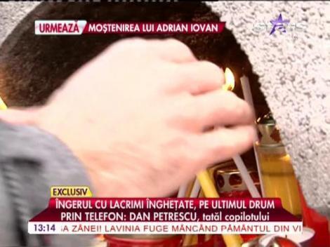 Dan Petrescu, tatăl copilotului