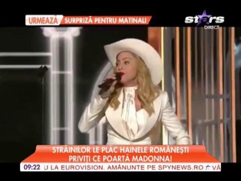 Jennifer Lopez, Lucia Hohan, Beyonce, Britney Spears şi Madonna preferă hainele româneşti