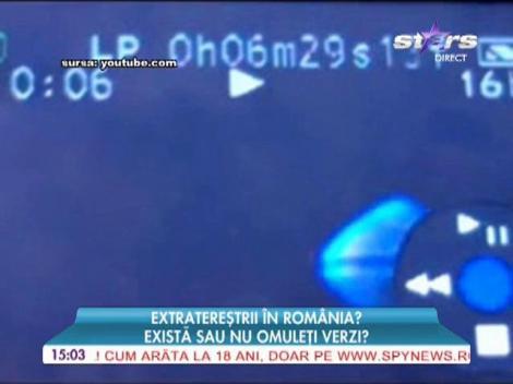 Extraterestrii şi în România?